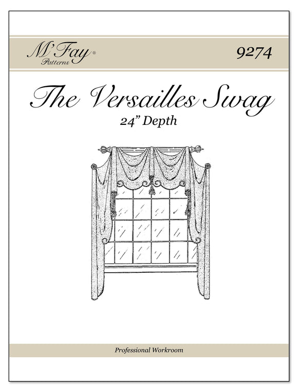The Versailles Swag 24