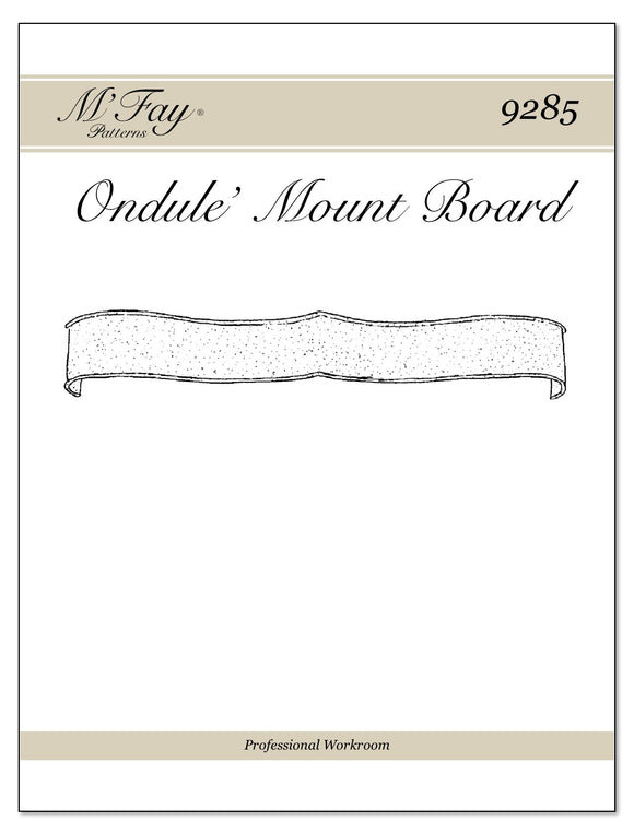 Ondule' Mount Board