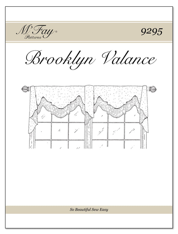 Brooklyn Valance