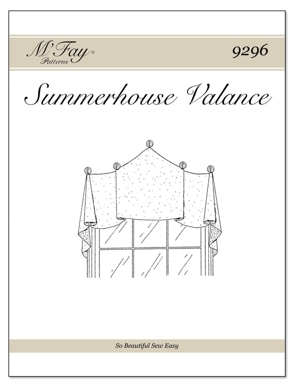 Summerhouse Valance