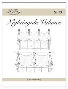 Nightingale Valance