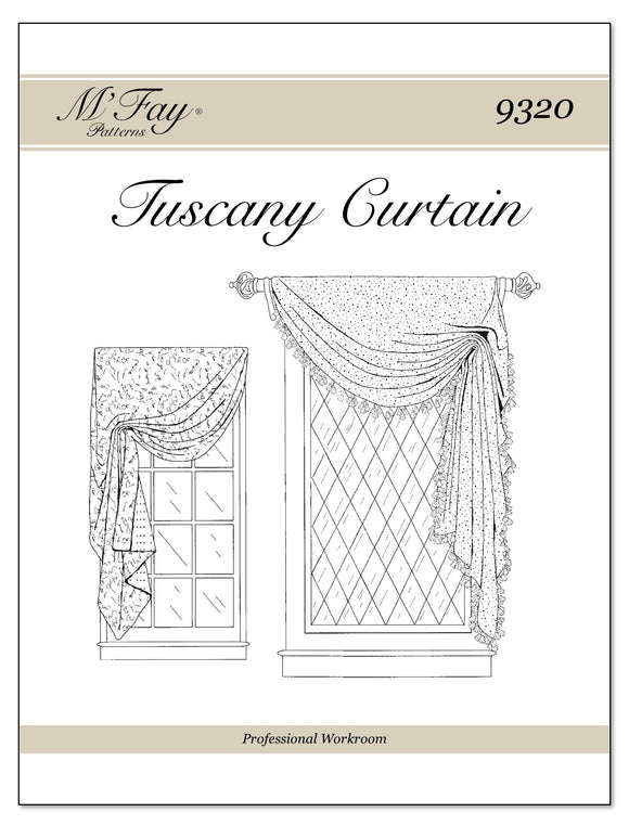 Tuscany Curtain