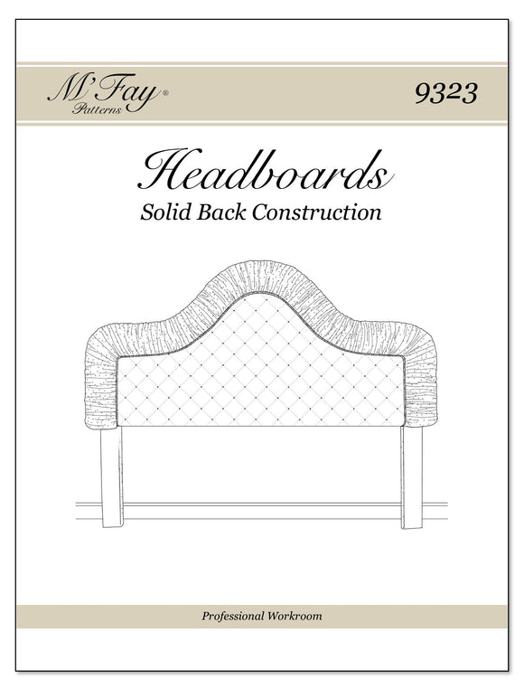 Headboards Solid Back Construction