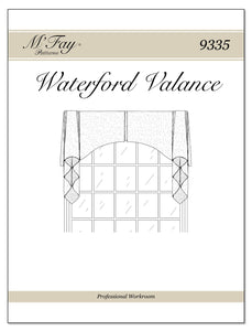 Waterford Valance