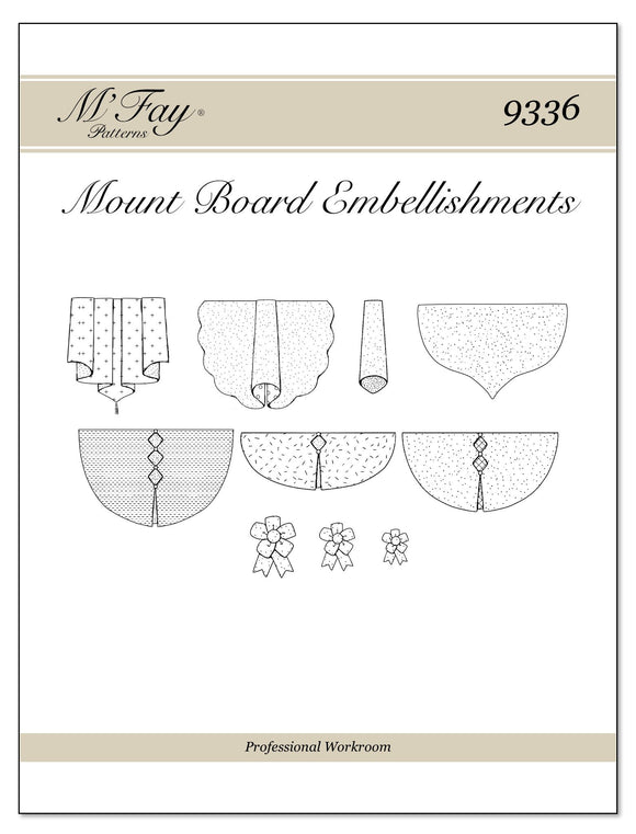 Board Mount Embellishments