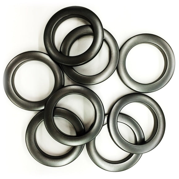 Snap-together Grommets Round #15 (8 pack)