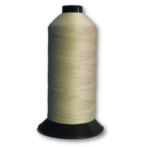 Terko Satin Thread - Khaki