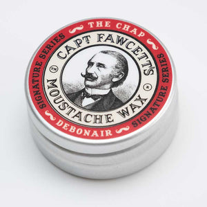 Captain Fawcett's The Chap 'Debonair' Moustache Wax