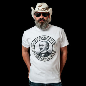 Captain Fawcett Gentleman's Stiffener T-Shirt