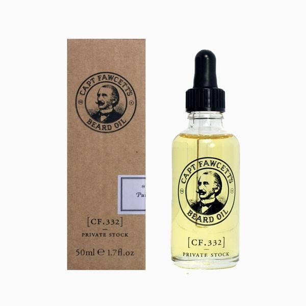 Captain Fawcett's Private Stock Beard Oil (CF.332)