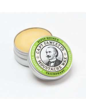 Captain Fawcett's Triumphant by Rufus Hound Moustache Wax