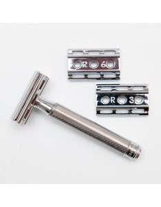 Captain Fawcett's Fully Adjustable Double Edged Rockwell Razor (CF.6C)