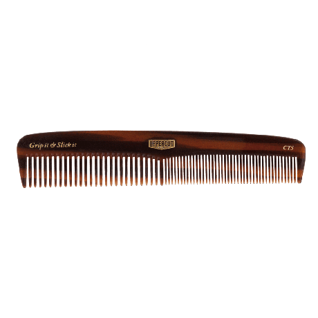 Uppercut Deluxe CT5 Pocket Comb - Tortoise Shell
