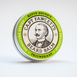 Captain Fawcett's Triumphant by Rufus Hound Beard Balm