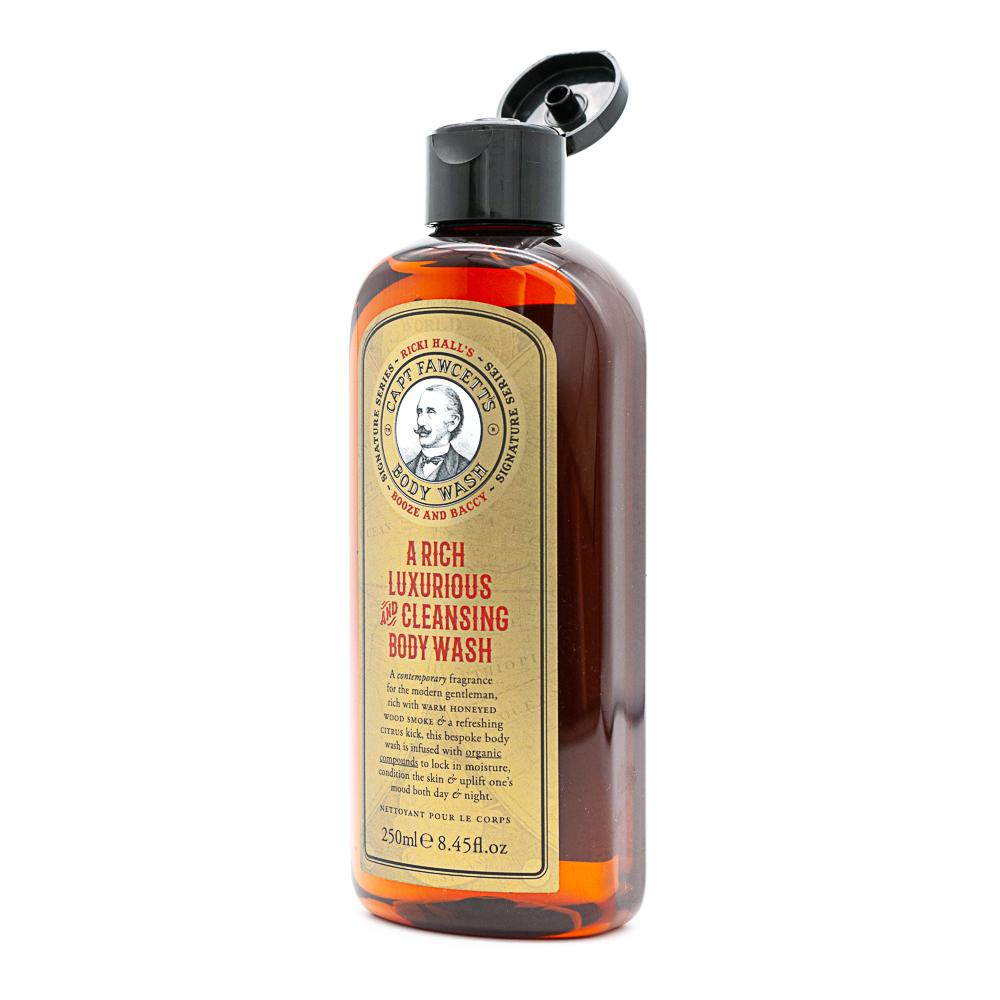 Captain Fawcett's Booze & Baccy by Ricki Hall Body Wash