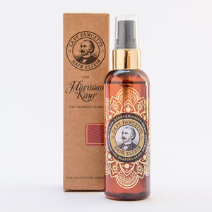 Captain Fawcett's The Bearded Dame Hair Elixir
