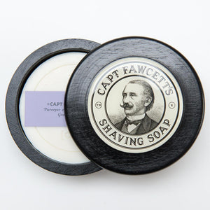 Captain Fawcett's Luxurious Shaving Soap