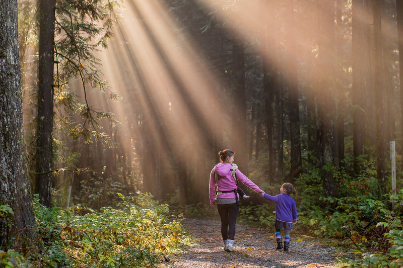 5 Outdoor Ideas to do with your Mom