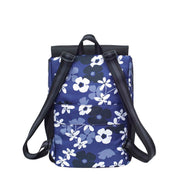 Sherpani Pace, Recycled Nylon Backpack, Lightweight Laptop Backpack for Women, with RFID Protection and 13 Inch Laptop Sleeve (Aloha Blue)