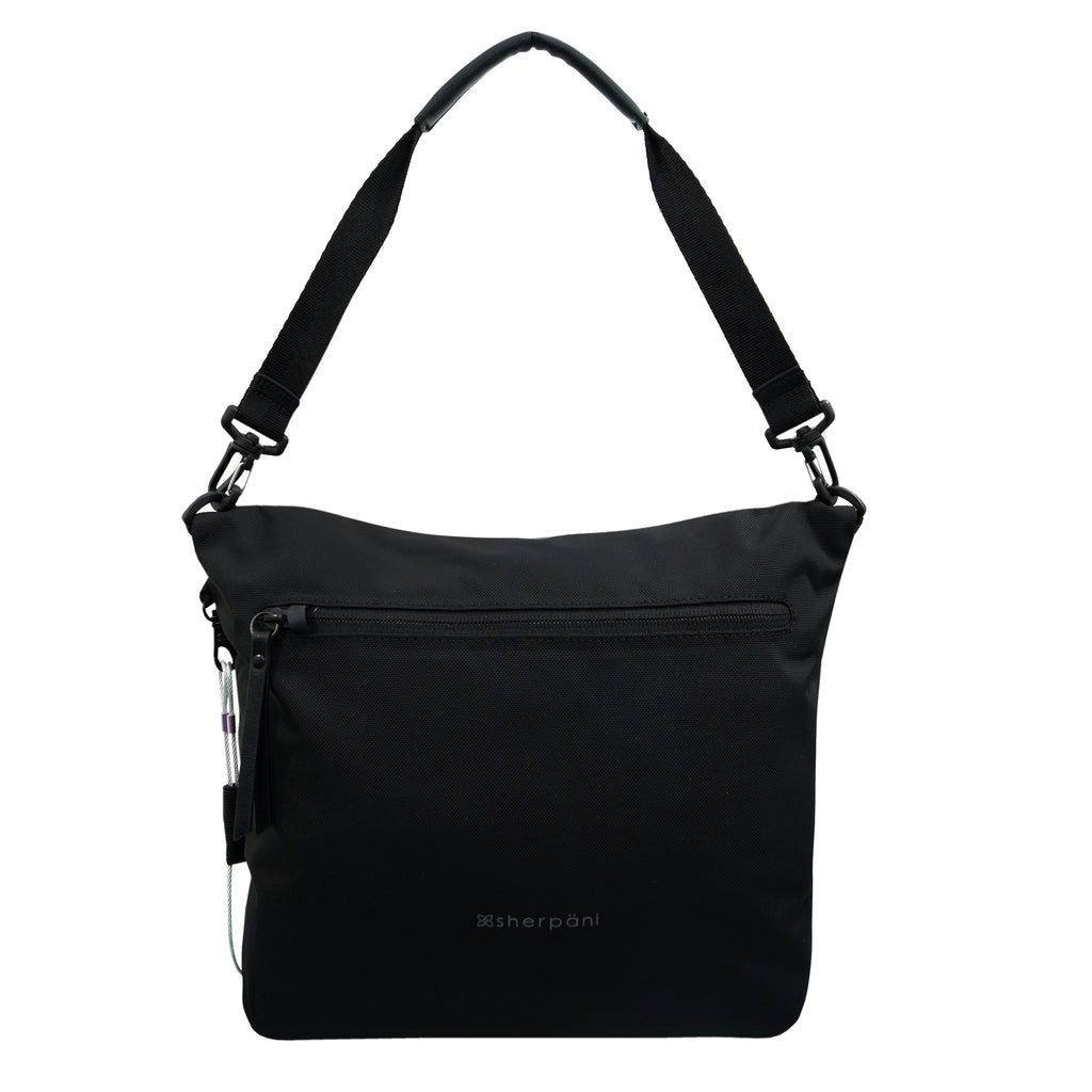 Vale AT (Back, fold-over silhouette) in Anti-Theft Collection (Sterling)
