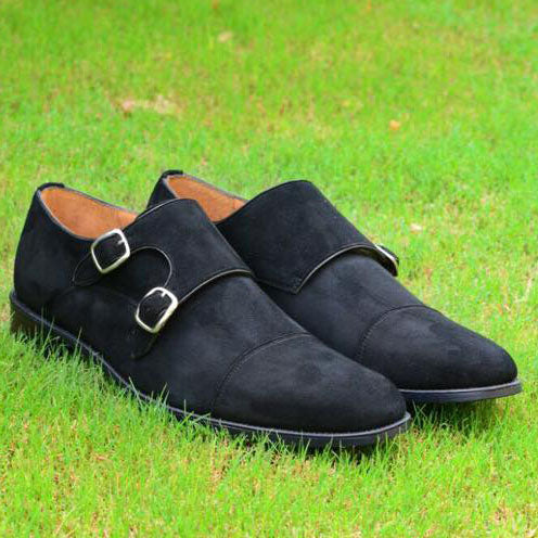 Double Toe-Cap Monkstrap A1