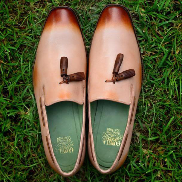 Tassel slipper Loafer A8