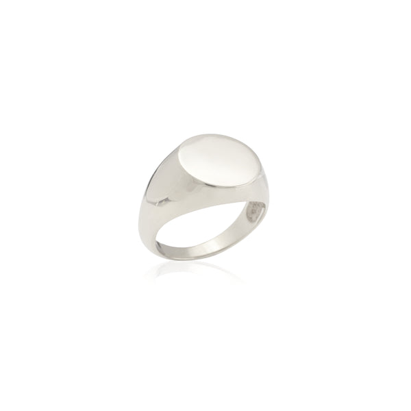 SEAL silver ring - Goldy jewelry store