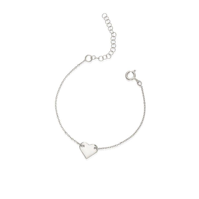 HART small silver bracelet - Goldy jewelry store