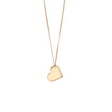 HART small gold plated - Goldy jewelry store