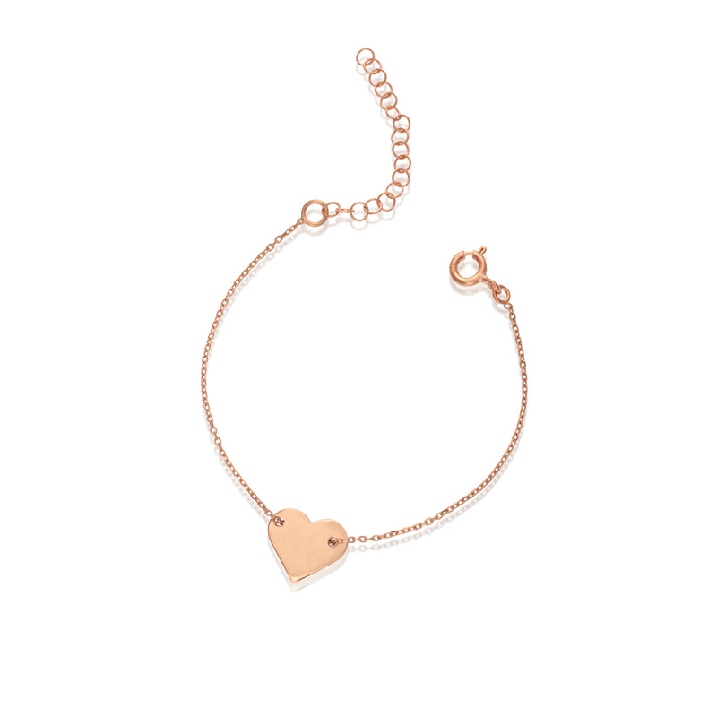 HART medium gold plated bracelet - Goldy jewelry store