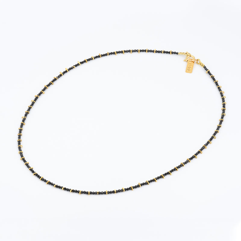 Spinel single necklace - Goldy jewelry store