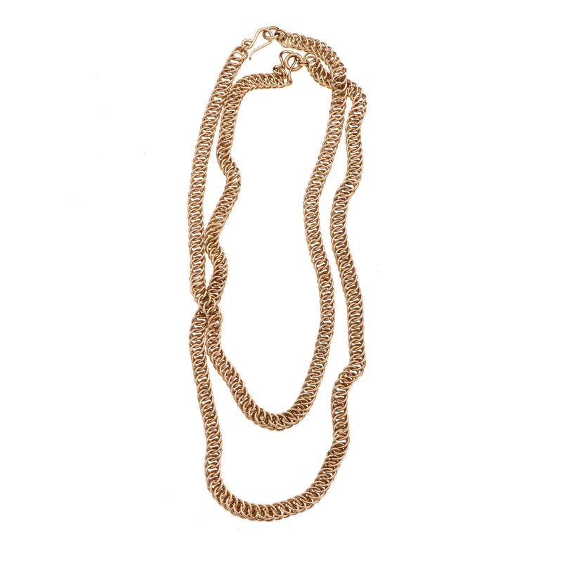 Goldfield squad necklace
