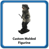 Custom Molded Figurine