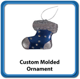 Custom Molded Ornament