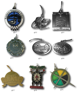 Collectible Ornaments - Steelberry Ornaments