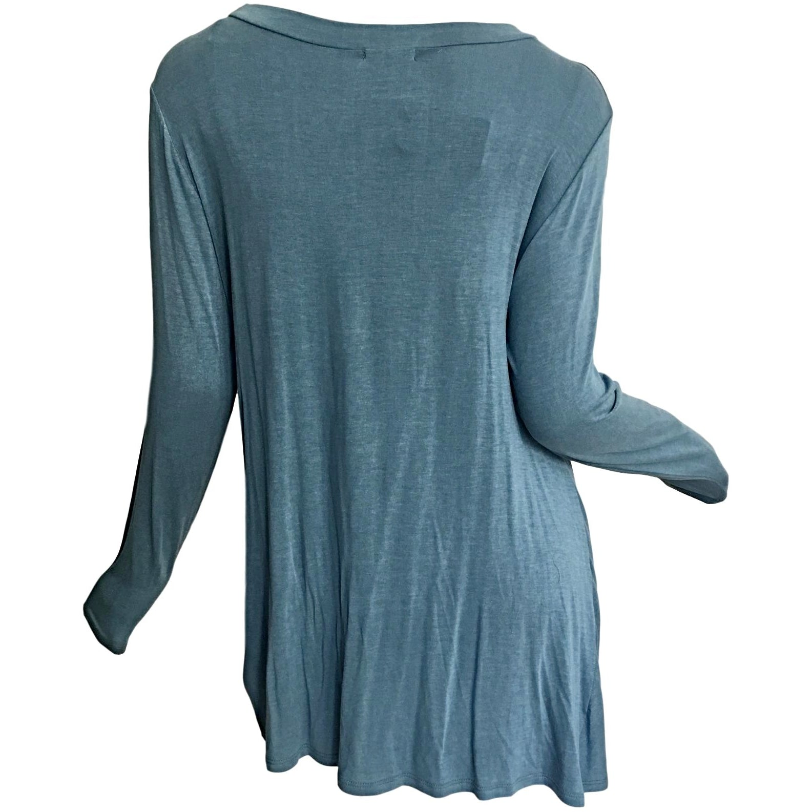 Dylan-Knotted-Pullover-Top-Sea-Blue