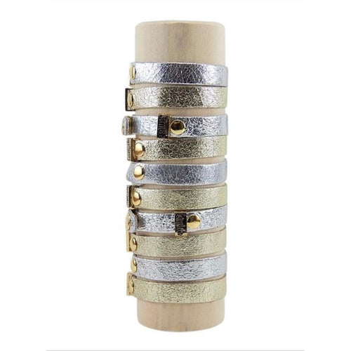Gold-And-Silver-Mix-Cuff-Bracelet-Stack