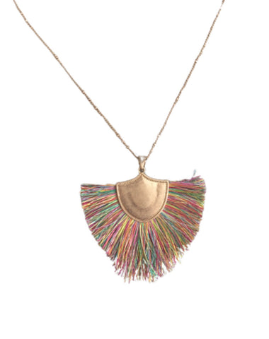 Sale ! Abacus Necklace