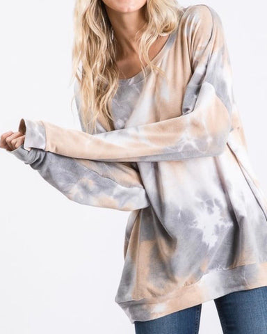 SALE! Megan Hacci Brushed Mock Neck Top