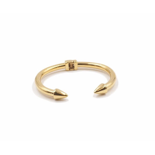 Spike-Collection-Gold-Bracelet
