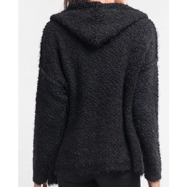 Shaney Cardigan in  Rich Black