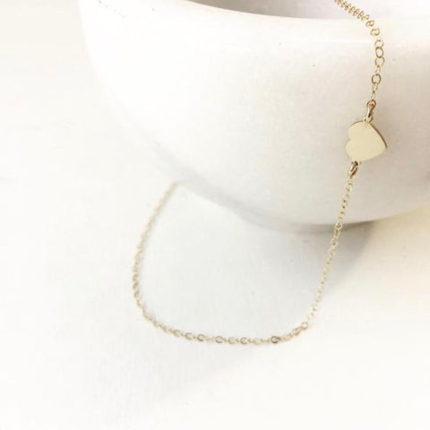 Lia Leaf Layer Necklace