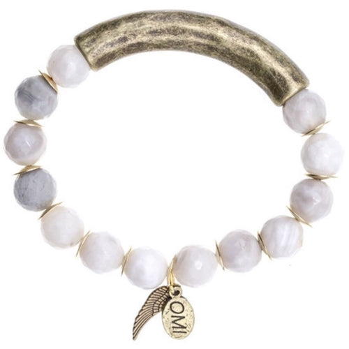 Blanca Bracelet Trio by Omi Beads