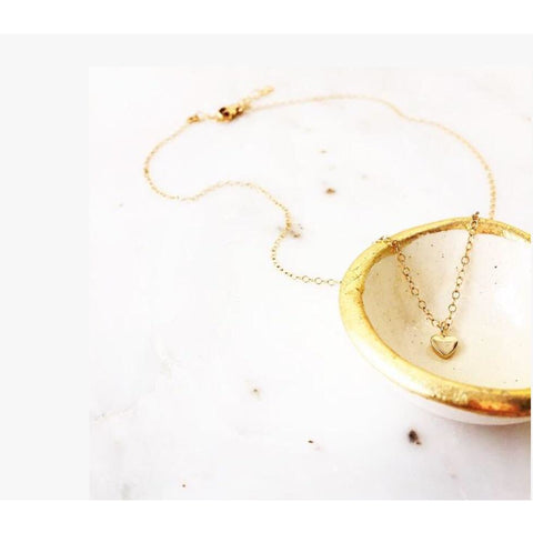 Elana Tortoise Horn Necklace
