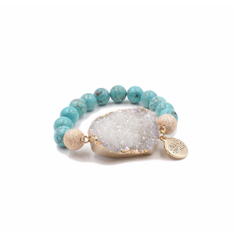 Sale ! Trinity Collection Azure  Bracelet