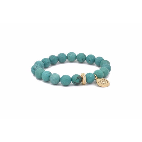 Sale ! Eternity Collection Mayan Stretch Bracelet - Glamco Boutique