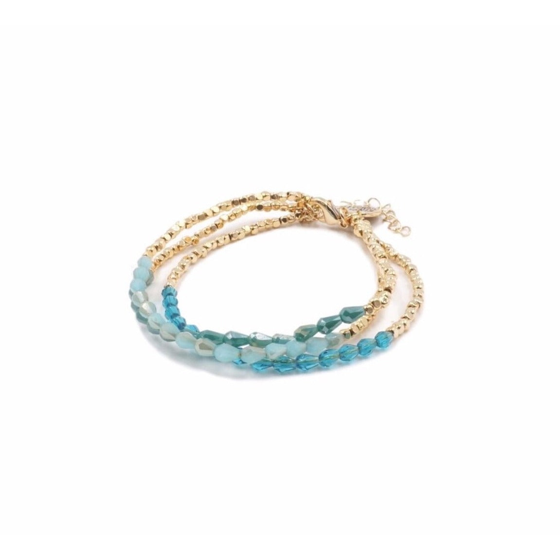 Sale ! Trinity Collection Azure  Bracelet - Glamco Boutique