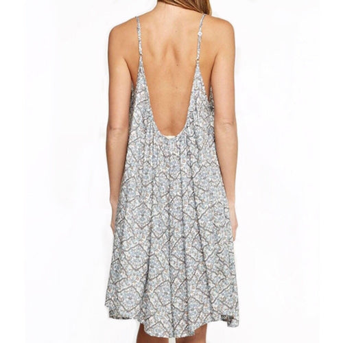 Jenny Trapeze Dress
