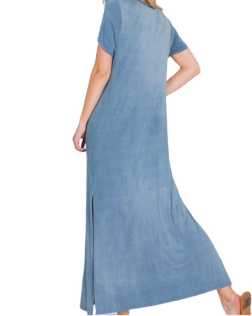 New  ! Emma Maxi Dress - Glamco Boutique