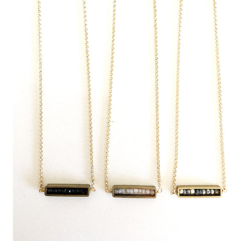 New ! Pavia Link Necklace